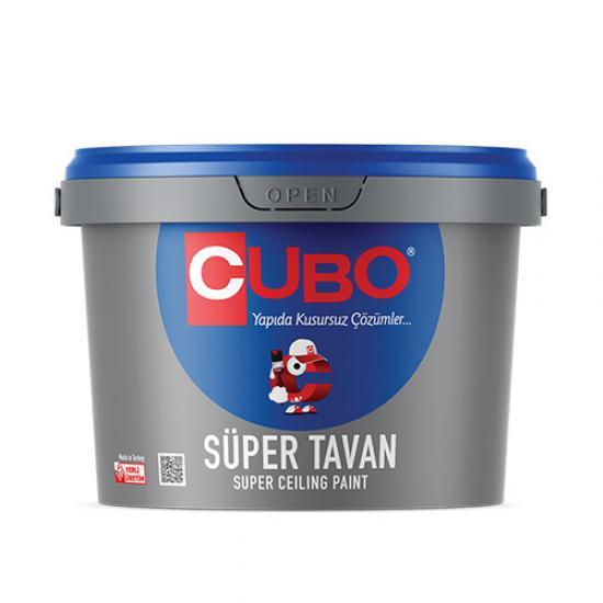 Cubo Süper Tavan Boyası 3,5 Kg