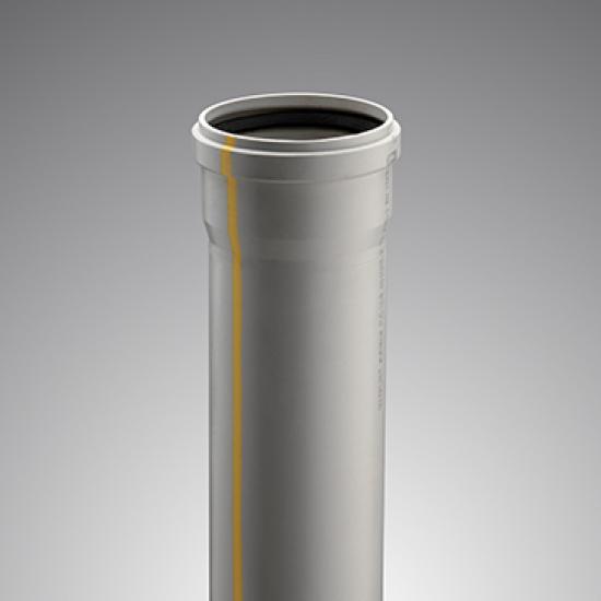 110*500 PVC Atıksu Boru Tip 1