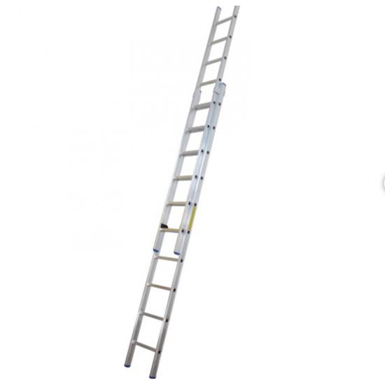 2 Açılımlı Alüminyum Sürgülü Merdiven 2 Mtx2/63