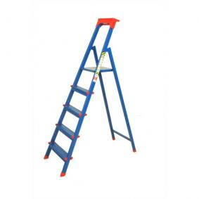 4 Basamaklı Statik Merdiven Lacivert