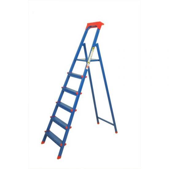 5 Basamaklı Statik Merdiven Lacivert