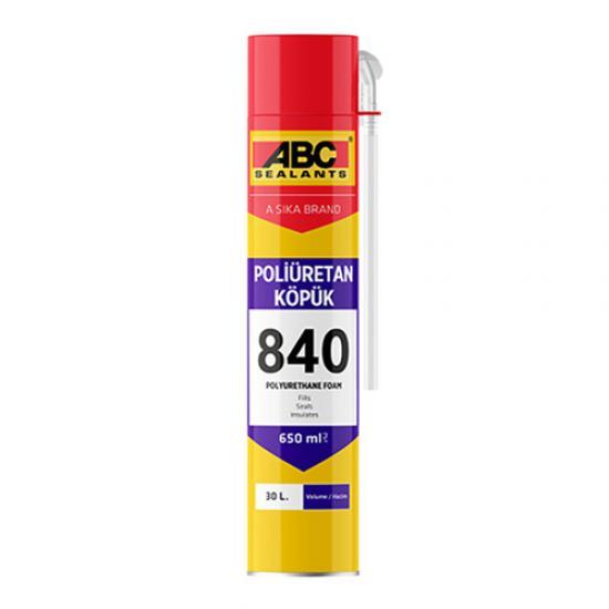 ABC 840 Pipetli Hızlı Kürlenen Poliüretan Köpük 600 Gr