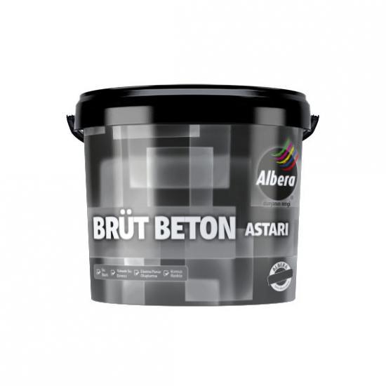 Albera Brüt Beton Astarı - 3,5 Kg
