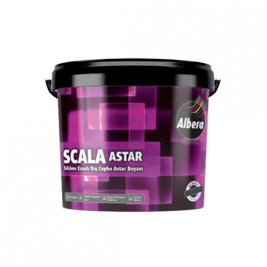 Albera Scala Silikonlu Dış Cephe Astarı  2,5 Lt