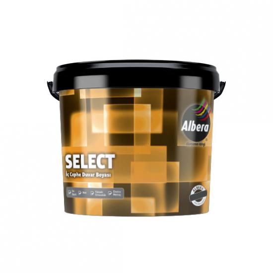Albera Select Plastik İç Cephe Beyaz  7,5 Lt