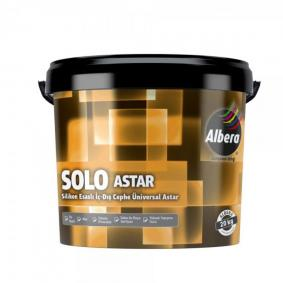 Albera Silikonlu İç  Dış Universal Solo Astar  20 Kg