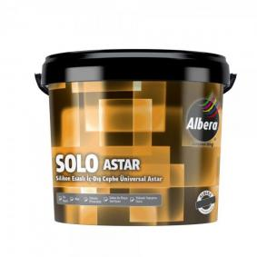 Albera Silikonlu İç  Dış Universal Solo Astar  3,5 Kg