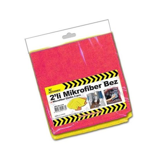 Automix 2' Li Mikrofiber Bez