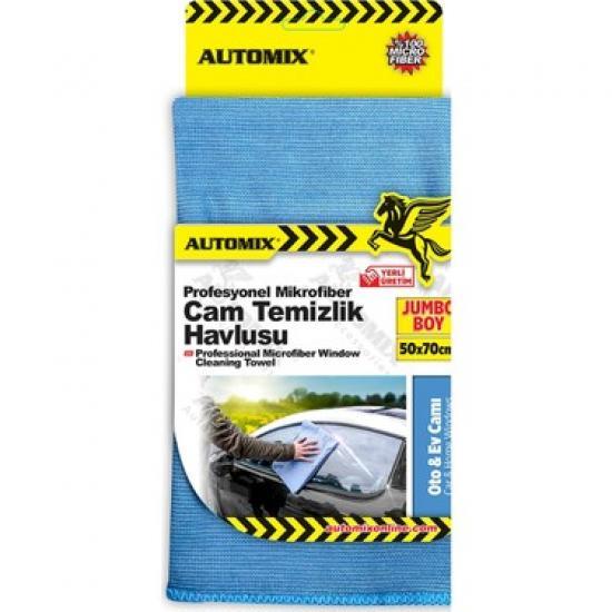 Automix Cam Temizlik Havlusu 50X70 Cm