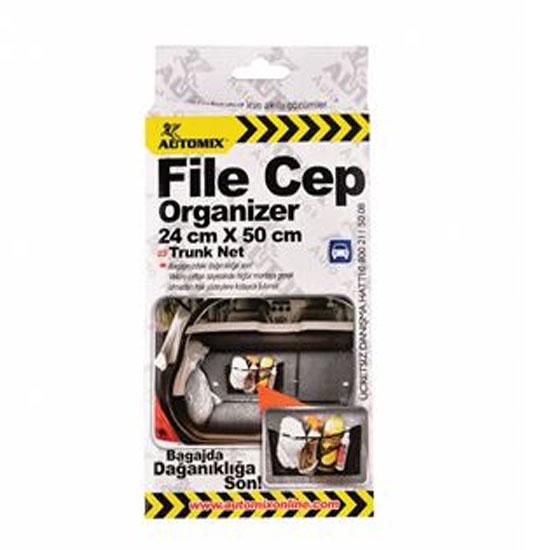 Automix File Cep Organizer 24 Cm X 50 Cm