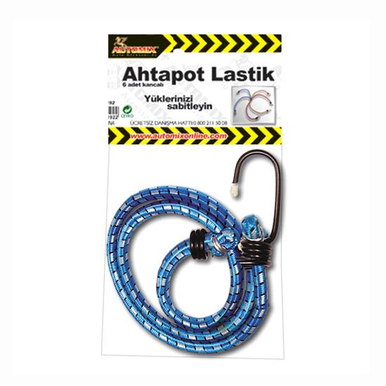 Automix Lateks Ahtapot Lastik 80 Cm