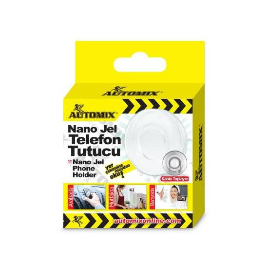 Automix Nano Jel Telefon Tutucu