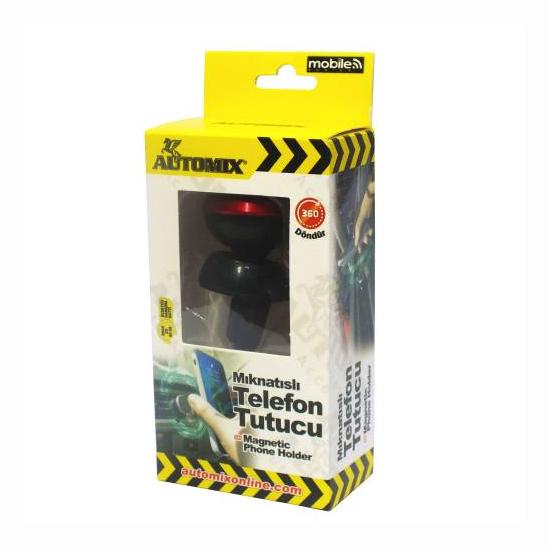 Automix Yeni Nesil Mıknatıslı Telefon Tutucu