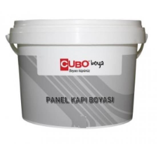 Cubo Su Bazlı Panel Kapı Boyası Beyaz 15 Lt