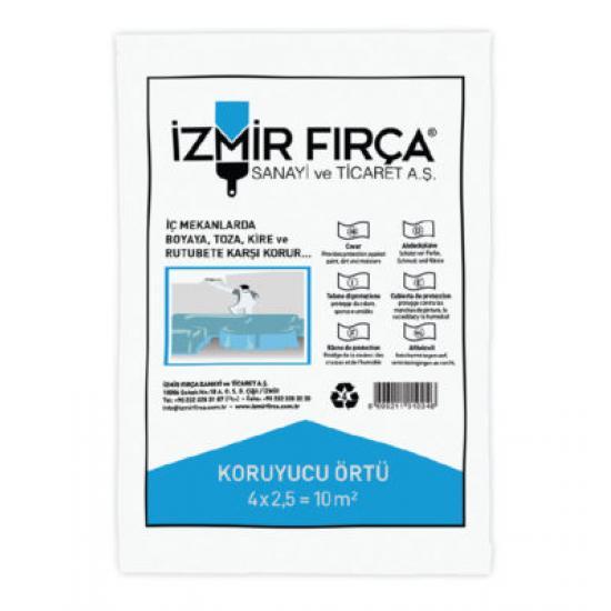İzmir Koruyucu Örtü 10 M2