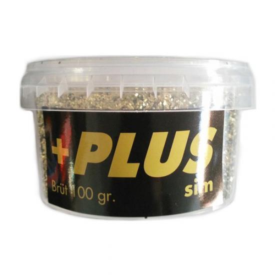 + Plus Sim Sarı-Altın