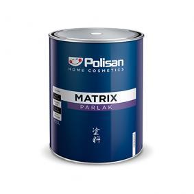 Polisan Matrix Son Kat Lüx Sentetik Sarı 0,75 Lt