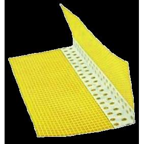 PVC KÖŞE PROFİLİ FİLELİ